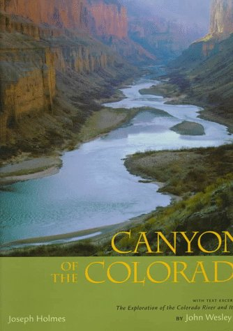 9780811815666: Canyons of the Colorado