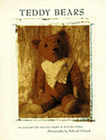 9780811815802: Teddy Bear: 16 Assorted Notecards & Envelopes