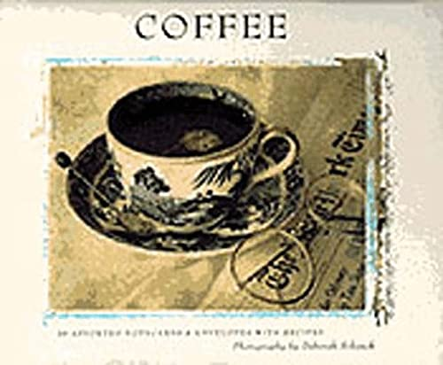 9780811815963: Deborah Schenck Coffee Notecards (Deluxe Notecards)