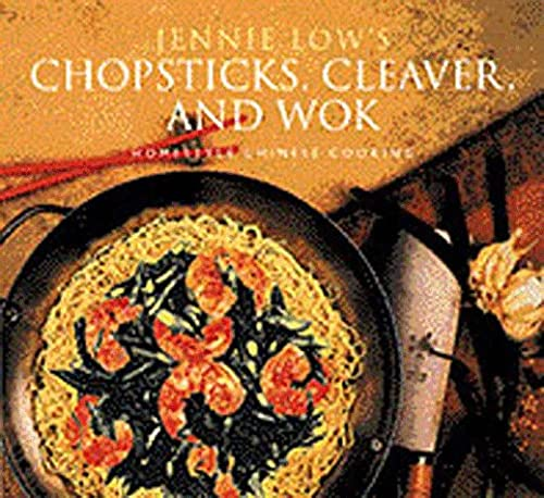 9780811816663: Chopsticks, Cleaver, and Wok: Homestyle Chinese Cooking