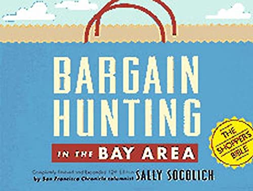 9780811817769: Bargain Hunting in the Bay Area