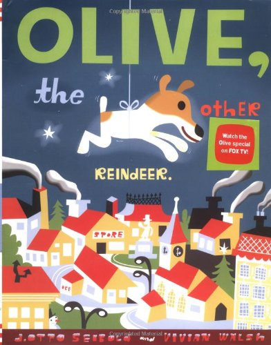 9780811818070: Olive, the Other Reindeer