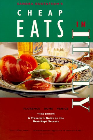 9780811818346: Cheap Eats in Italy '99 Ed