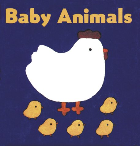 Baby Animals by Kimika Warabe 1997 Board: Kimika Warabe