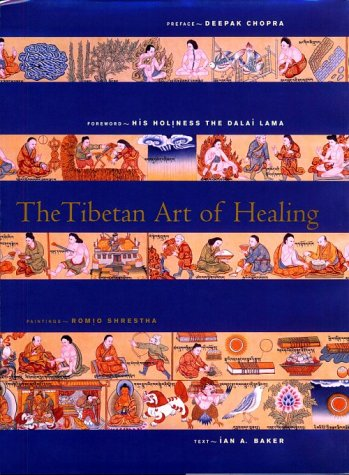 9780811818971: The Tibetan Art of Healing
