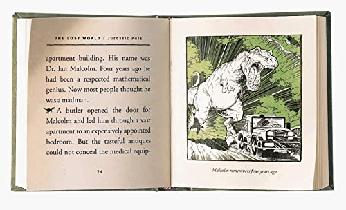 9780811819992: Lost World of Jurassic Park