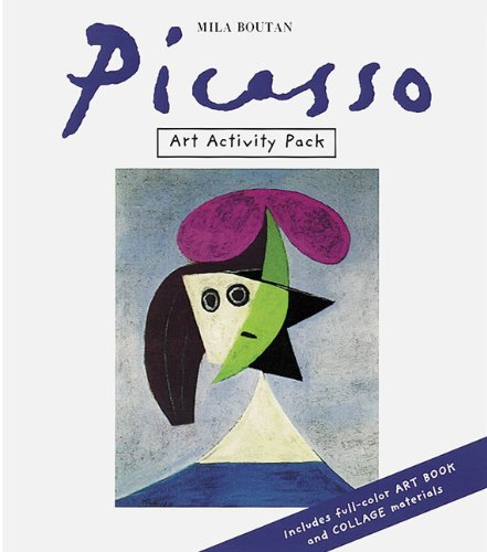9780811820295: Art Activity Pack: Picasso