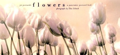 9780811820486: Flowers: A Panoramic Postcard Book