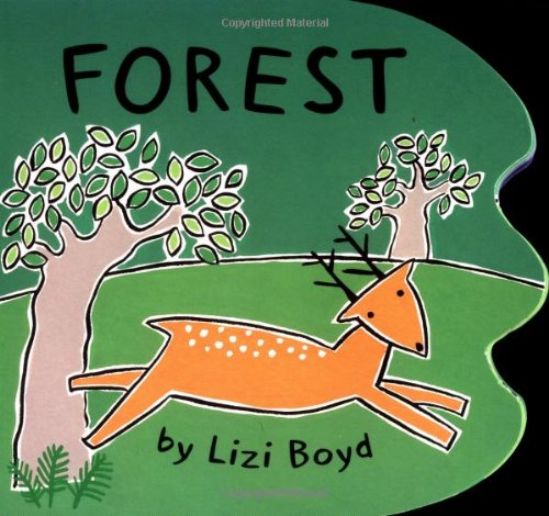 9780811821261: Forest: Board Book