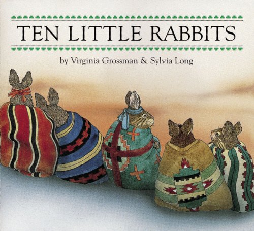 9780811821322: Ten Little Rabbits