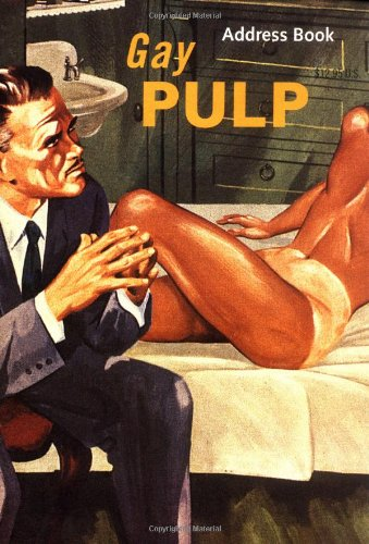 9780811821810: Gay Pulp Address Book