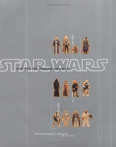 9780811822794: Star Wars: The Action Figure Archive