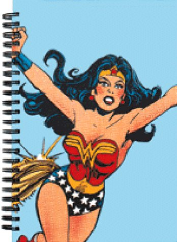9780811822947: Wonder Woman Journal