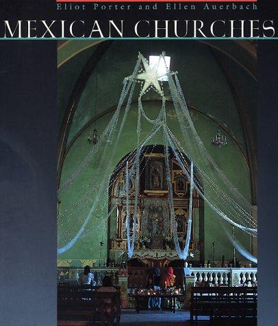 9780811823593: Mexican Churches