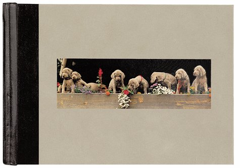 Wegman Photo Album (0811823938) by William Wegman