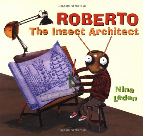ROBERTO THE INSECT ARCHITECH (Signed)