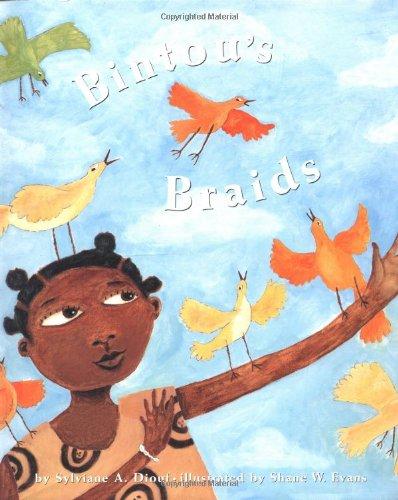 9780811825146: Bintou's Braids