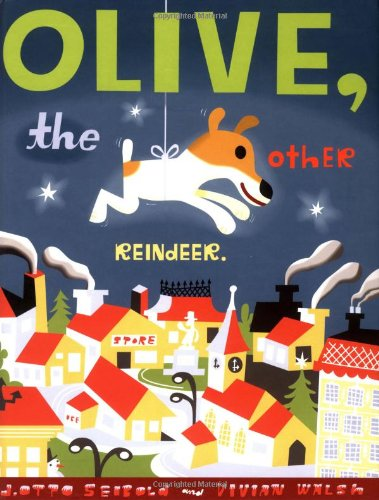 9780811825740: Olive, the Other Reindeer Book and Doll