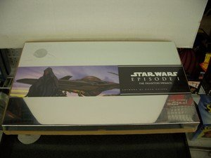 Star Wars: Episode I The Phantom Menace Portfolio