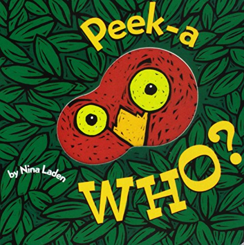 9780811826020: Peek-a-Who?: (Lift the Flap Books, Interactive Books for Kids, Interactive Read Aloud Books)