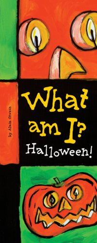 9780811826129: What Am I? Halloween! (What Am I/Who Am I)