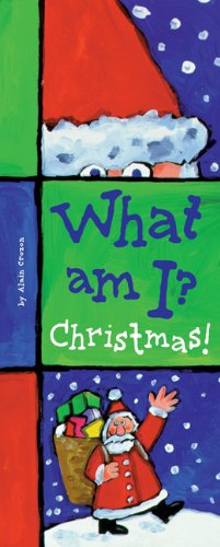9780811826136: What Am I? Christmas (What Am I/Who Am I)