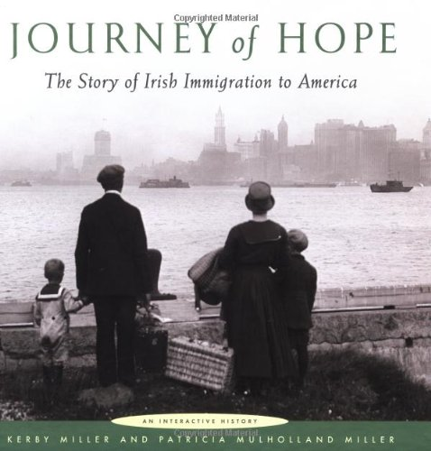 9780811827836: Journey of Hope: The Story of Irish Immigration to America
