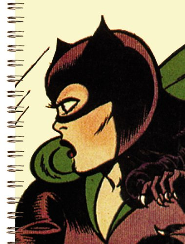 9780811828109: Catwoman Journal (Superheroes)