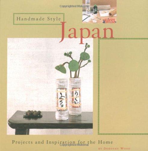 9780811828147: Handmade Style: Japan
