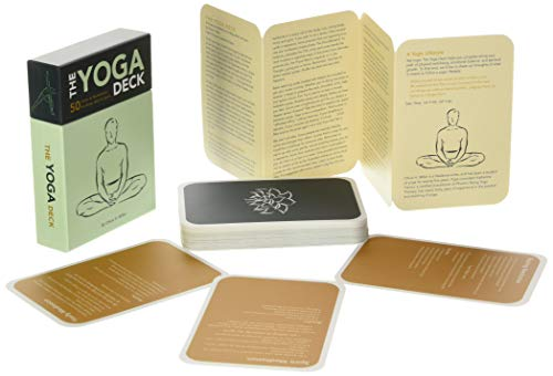 9780811828895: Yoga Deck: 50 Poses and Meditations