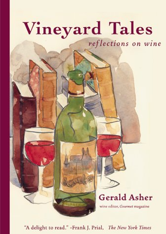 9780811829526: Vineyard Tales -Reflections on Wine