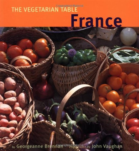 9780811830324: France (The Vegetarian Table)