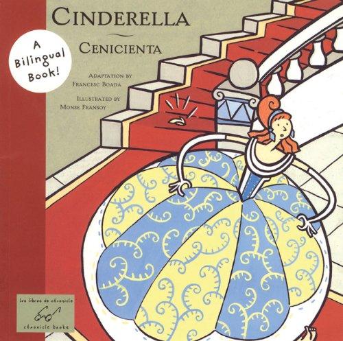 9780811830904: Cinderella/Cenicienta