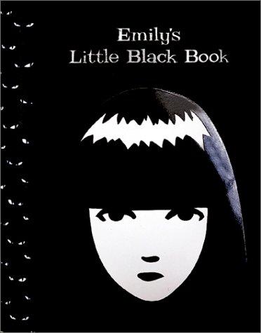 9780811831062: Emily's Little Black Book: Address Book: Address Book: Address Book (Emily the Strange)