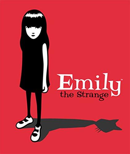 #850 13x19 Emily The Strange Art Print by Rob Reger Limited Edition Stranger /& Stranger