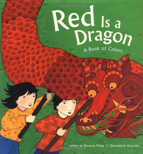 9780811831772: Red is a Dragon