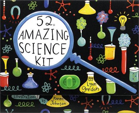 9780811831932: 52 Amazing Science Kit (52 Series)