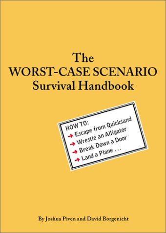 9780811832199: WORST CASE SCENARIO (MS READER) GEB