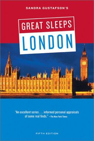 9780811832991: Sandra Gustafson's Great Sleeps London