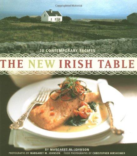 9780811833875: The New Irish Table: 70 Contemporary Recipes