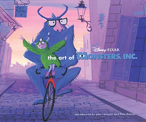 9780811833882: The Art of Monsters, Inc.