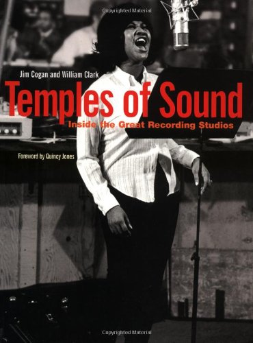 9780811833943: Temples of Sound: Inside the Great Recording Studios