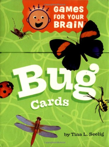 9780811834742: Games for Your Brain Bug Cards