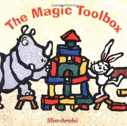 The Magic Toolbox: Starring Fred And Lulu: Araki, Mie