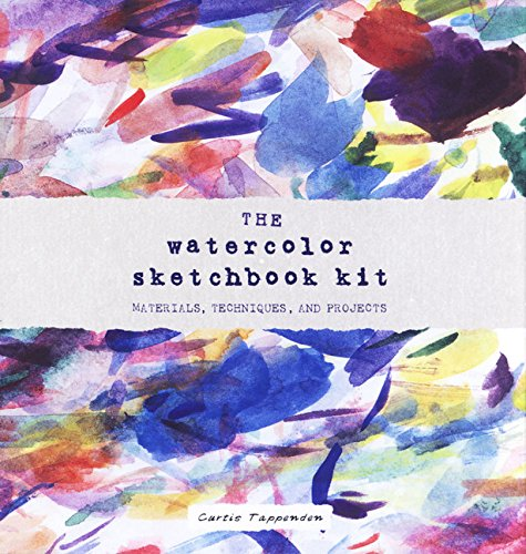 9780811835848: The Watercolor Sketchbook Kit: Materials, Techniques, and Projects