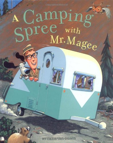 9780811836036: A Camping Spree with Mr. Magee (Mr. McGee)