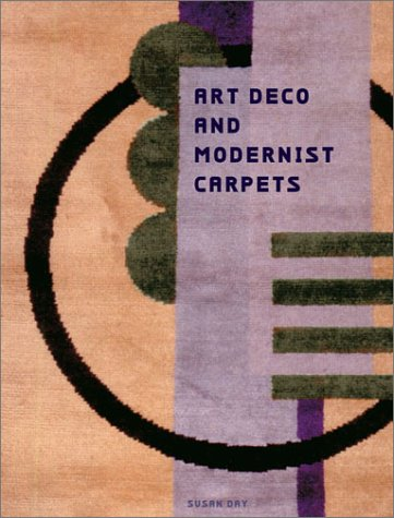 9780811836135: Art Deco and Modernist Carpets