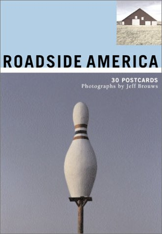 9780811837538: Roadside America: 30 Postcards (Collectible Postcards)