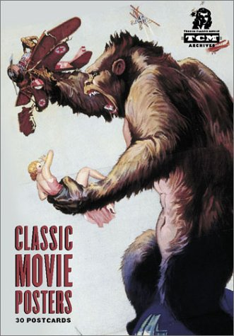 Classic Movie Posters: Chronicle Books, Turner Classic Movies