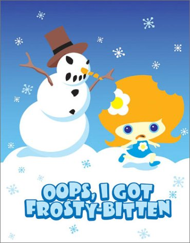 9780811838818: Oopsy Daisy Holiday Cards: Oops, I Got Frosty-Bitten